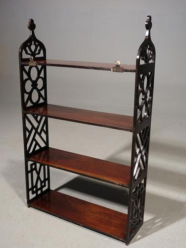 Attractive & Decorative Set of Early 20th Century Hanging Shelves (1 of 6)