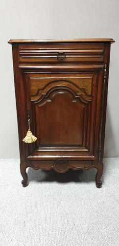 18th Century French Chestnut Cabinet (1 of 7)