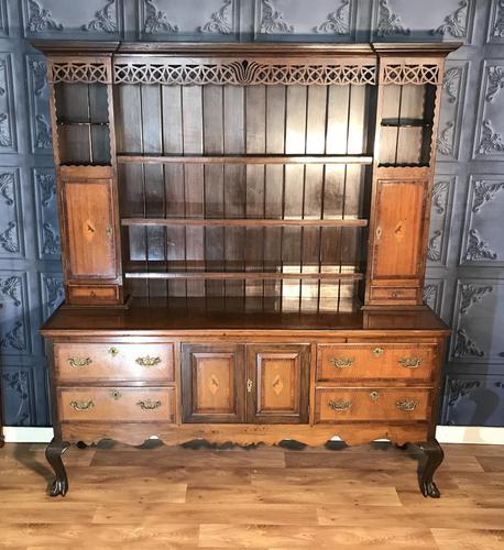 19th Century Oak Dresser (1 of 1)