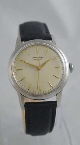 1958 Longines Stainless Steel Wristwatch (1 of 5)
