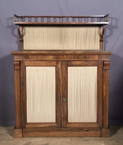 Rosewood William IV Chiffonier (1 of 7)