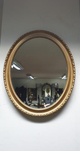Edwardian Gilt Mirror (1 of 4)