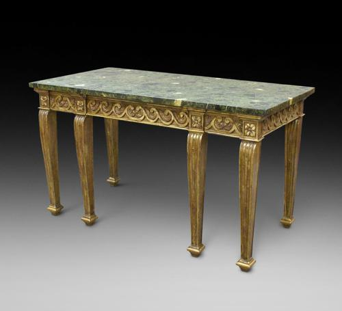 Late 19th Century Venetian Console Table (1 of 6)