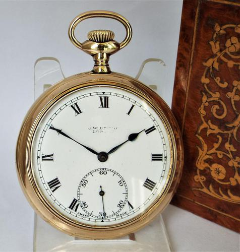 1930s Revue Pocket Watch (1 of 4)