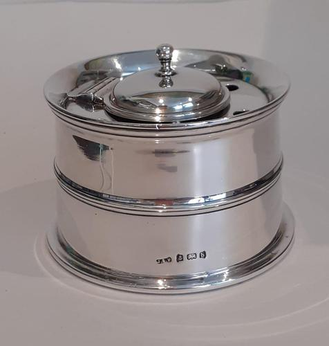 Silver Inkwell (1 of 5)
