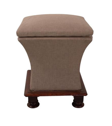 Upholstered Ottoman (1 of 6)