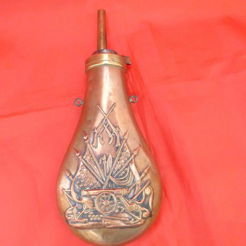 Copper Powder Flask (1 of 3)