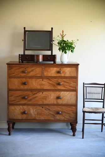 Mahogany Chest of Drawers 1057176 (1 of 12)