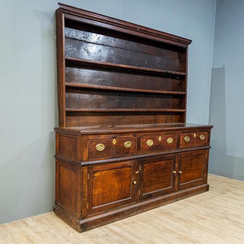 18th Century Kitchen Dresser (1 of 8)