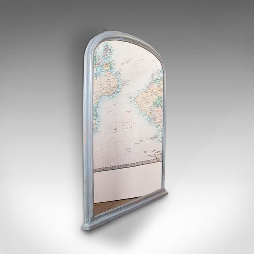 Large, Antique Overmantel Mirror, English, Living Room, Victorian c.1900 (1 of 9)
