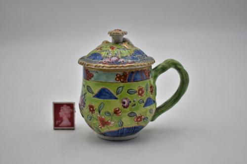 Chinese Chocolate Pot with Lid - Qinq (1 of 6)
