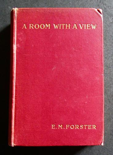 1908 1st Edition - A Room with a View by E M Forster (1 of 4)
