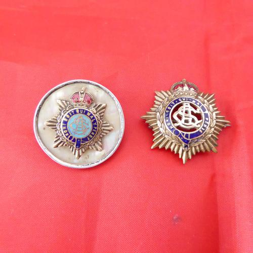 Pair of RSC WW1 Sweetheart Brooches (1 of 2)