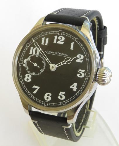 Gents Large Jaegar-lecoultre Marriage Wristwatch (1 of 4)