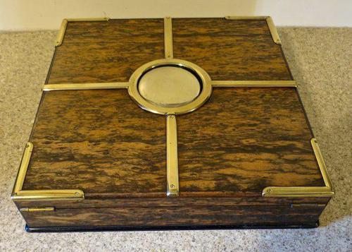 Rare & Unusual Writing Box by Betjemann (1 of 6)