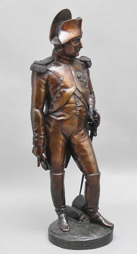 Early 19th Century Bronze Sculpture Of Napoleon Bonaparte (1 of 17)