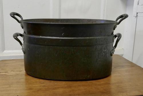 Very Rare 19th Century Copper Bain Marie (1 of 8)
