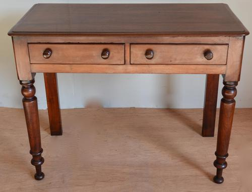 Victorian hall table (1 of 2)