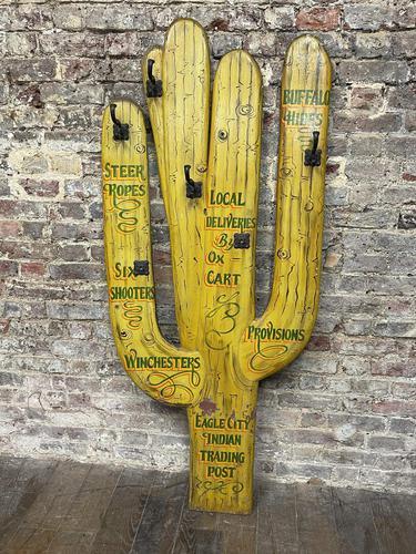 Cactus Coat Rack (1 of 5)
