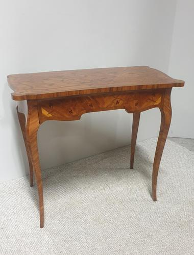 French Marquetry Ladies Desk (1 of 12)