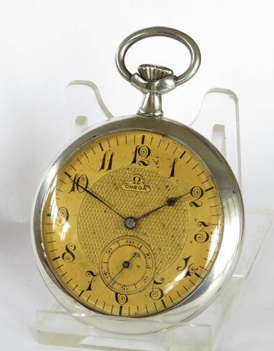 Antique Omega Pocket Watch (1 of 5)