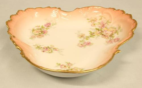 Antique Lovely Quality Limoges Centre Dish (1 of 7)