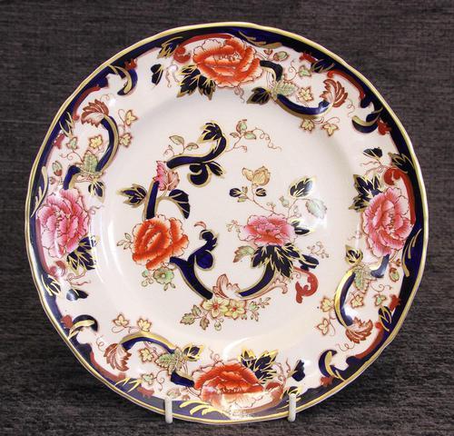 Masons Mandalay Plate 9 Inch (1 of 4)