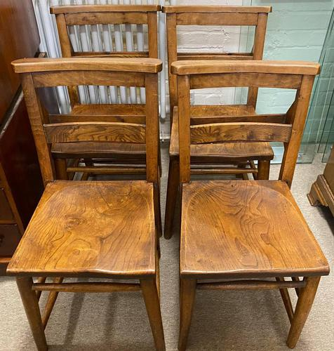 Victorian Chapel Chairs (1 of 7)