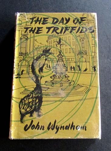 1951  1st Edition   The Day of the Triffids by  John Wyndham (1 of 5)