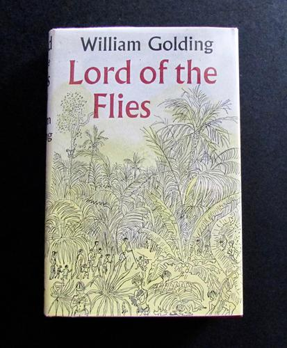 1971 Lord of The Flies by William Golding (1 of 5)