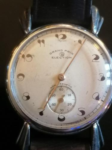 1950's Election Grand Prix Watch (1 of 8)