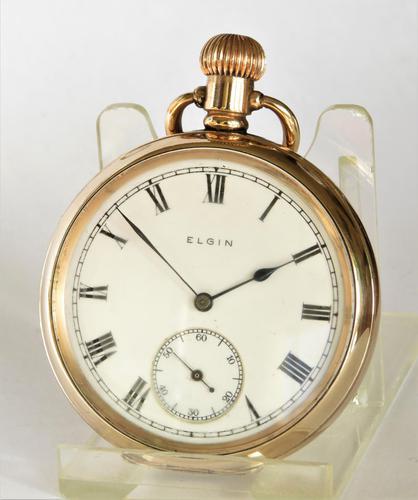 Antique Elgin Pocket Watch (1 of 5)