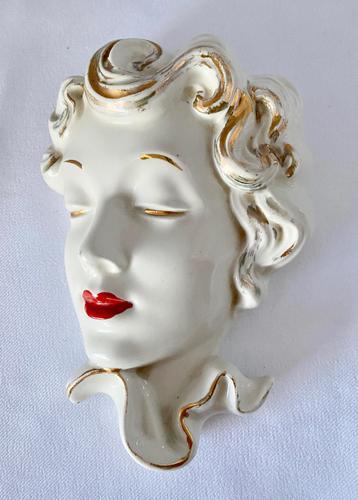 Art Deco Wall Pocket Mask (1 of 6)