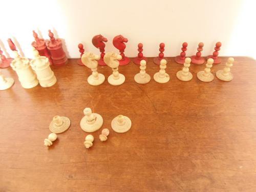 19th Century Chess Set (1 of 8)
