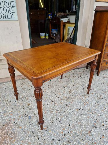 Victorian Writing Desk / Side Table (1 of 6)