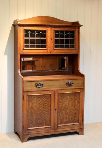 Small Proportioned Oak Dresser (1 of 9)