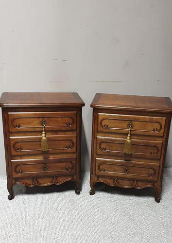 Super Pair of French Chests of Drawers (1 of 8)