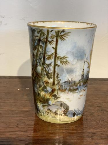 Russian Porcelain Commemorative (1 of 8)