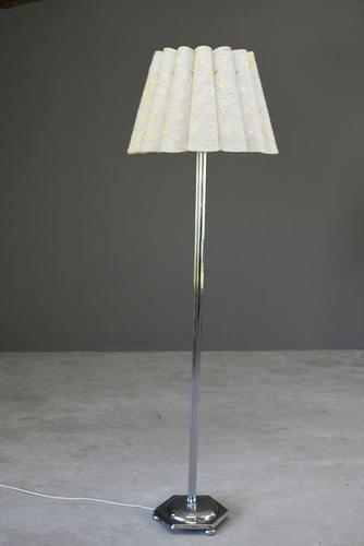 Chrome Standard Lamp (1 of 7)