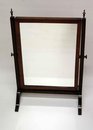 Victorian Mahogany  Dressing Table or Toilet/Swing  Mirror (1 of 14)
