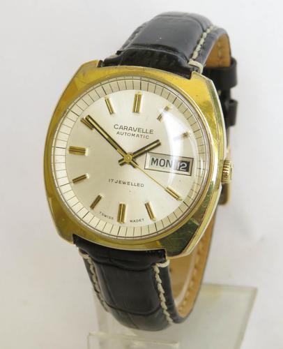 Gents Bulova Caravelle Wrist Watch (1 of 5)