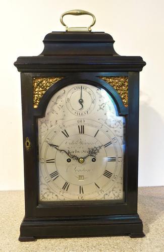 18th Century Bracket Clock (1 of 6)