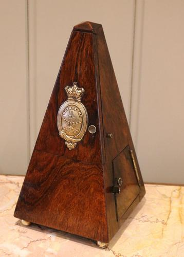 Good Quality Rosewood Metronome (1 of 8)