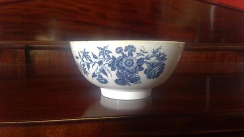 Worcester Dr Wall Period Porcelain Bowl (1 of 8)
