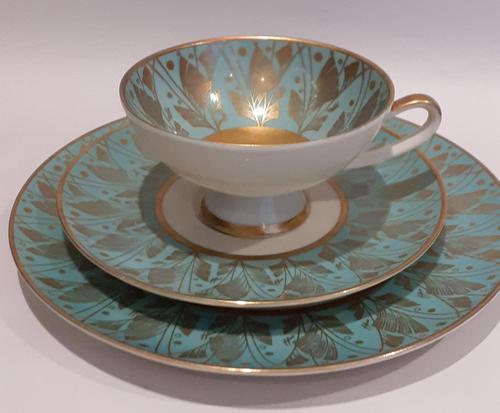 Trio Bavaria Porcelain (1 of 4)