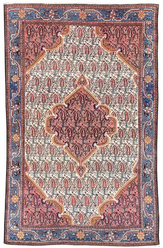 Antique Malayer Rug (1 of 9)