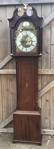 Clock Longcase  Scottish (1 of 9)
