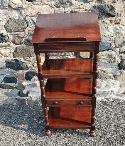 Superb Quality Gillows Mahogany Whatnot (1 of 9)
