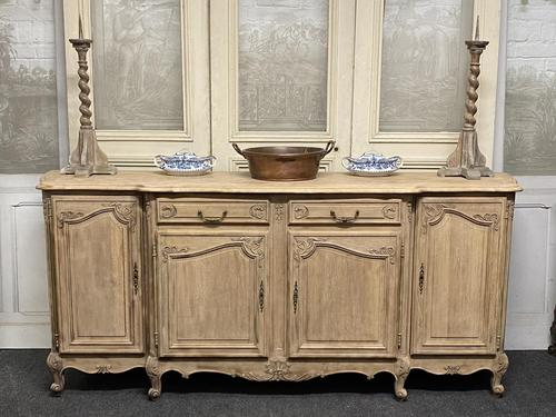 Large French Oak Sideboard (1 of 22)