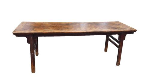 17th Century Chinese Painters Table (1 of 3)